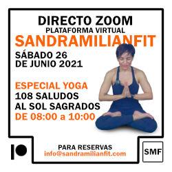 Especial Yoga 108 Saludos al Sol Sagrados-thumb