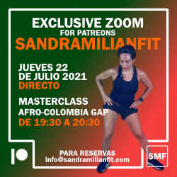 MasterClass AFRO-COLOMBIA GAP Thumb